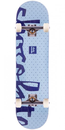 "Chocolate Chris Roberts Floater Skateboard Complete - 7.75"" - Purple Stain"