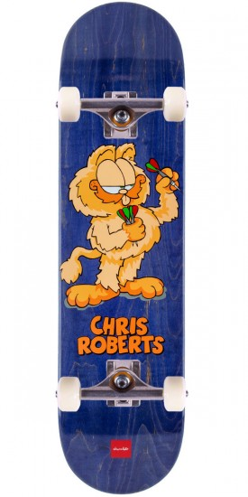 Chocolate Chris Roberts One Off Skateboard Complete - 7.75""