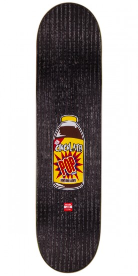 Chocolate Eldridge Deconstruct Skateboard Complete - 8.0""