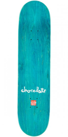 Chocolate Eldridge Park Service Skateboard Deck - 8.00""