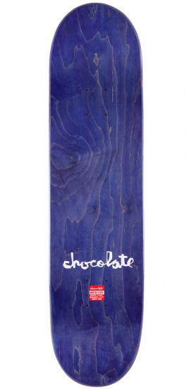 Chocolate Elijah Berle Matte Sketch Skateboard Deck - 8.125""