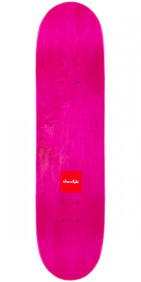 Chocolate Gino Iannucci Chocolate Girls Skateboard Deck - 8.00""