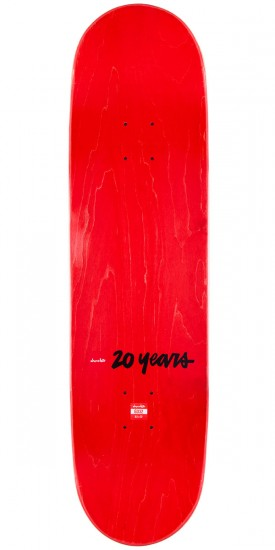 """Chocolate Gino lannucci City Series Skateboard Complete - 8.50"""""""
