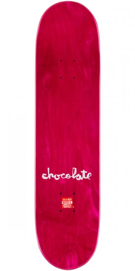 Chocolate Hsu Flyers Skateboard Deck - 8.0""