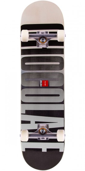Chocolate Hsu League Fade Skateboard Complete - 8.0""