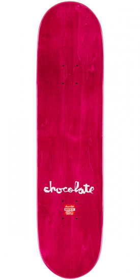 Chocolate Hsu Transportation Skateboard Deck - 8.00""
