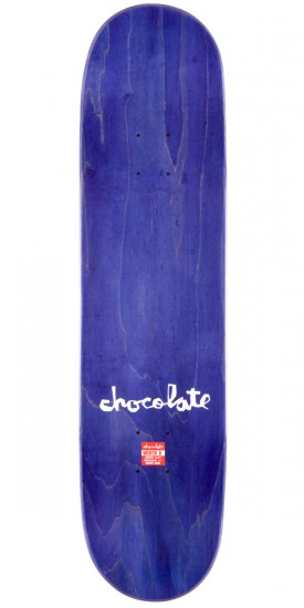 Chocolate Jerry Hsu Floater Skateboard Deck - 8.0""