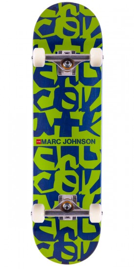 Chocolate Johnson Deconstruct Skateboard Complete - 8.125""