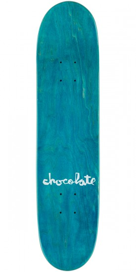 Chocolate Johnson Flyers Mini Skateboard Deck - 7.25""
