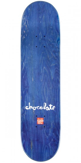 Chocolate Johnson Solitary Animals Skateboard Deck - 8.125""