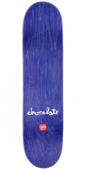 Chocolate Justin Eldridge Floater Skateboard Complete - 7.875""