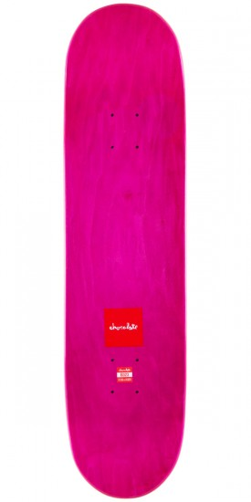 Chocolate Kenny Anderson Chunk City Skateboard Deck - 8.125""