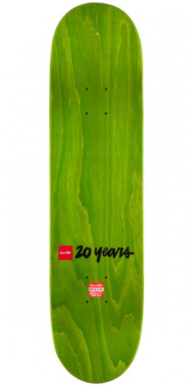 Chocolate Kenny Anderson City Series Skateboard Deck - 8.125""