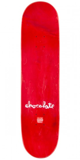 """Chocolate Kenny Anderson Floater Skateboard Deck - 8.125"""""""