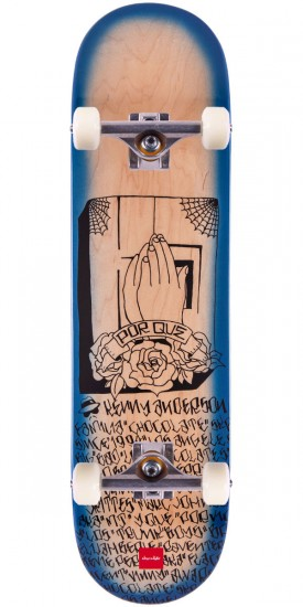 """Chocolate Kenny Anderson Lupitas Skateboard Complete - 8.125"""""""