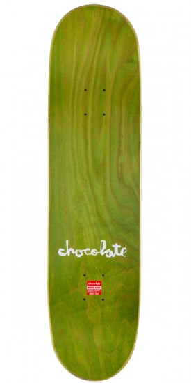 Chocolate Kenny Anderson Matte Sketch Skateboard Complete - 8.125""