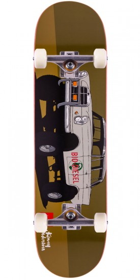"""Chocolate Kenny Anderson Monster Truck Skateboard Complete - 8.125"""""""