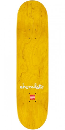 """Chocolate Kenny Anderson One Off Skateboard Deck - 8.125"""""""