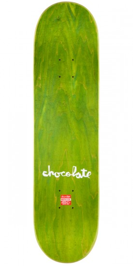 Chocolate Marc Johnson Floater Skateboard Complete - 8.125""