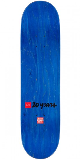 Chocolate Marc Johnson Heritage Skateboard Deck - 8.125""