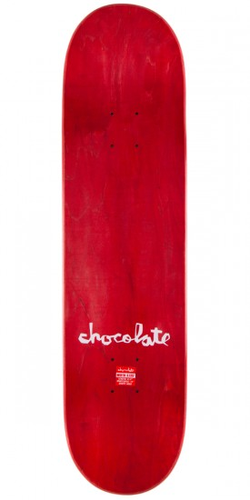 Chocolate Marc Johnson Matte Sketch Skateboard Deck - 8.125""