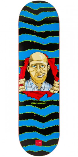 Chocolate Marc Johnson One Off Skateboard Deck - 8.125""