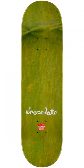 Chocolate MJ Saints Skateboard Deck - 8.125""