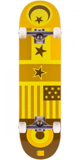 """Chocolate Perez Flags Skateboard Complete - 8.25"""""""