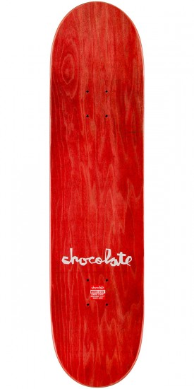 Chocolate Perez League Fade Skateboard Complete - 8.125""