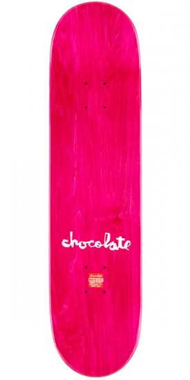 Chocolate Perez Solitary Animals Skateboard Deck - 8.25""