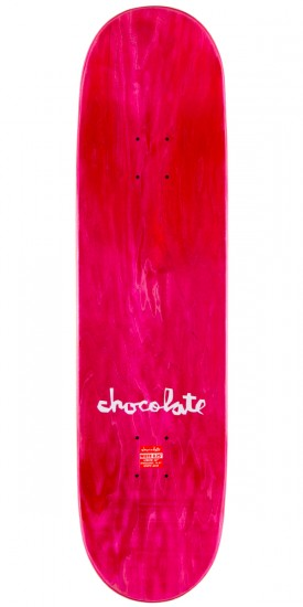 """Chocolate Raven Tershy Floater Skateboard Complete - 8.25"""""""