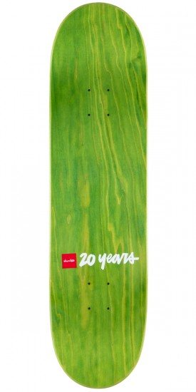 """Chocolate Raven Tershy Subtle Square Skateboard Complete - 8.375"""""""