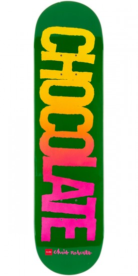 Chocolate Roberts Flyers Skateboard Deck - 7.75""