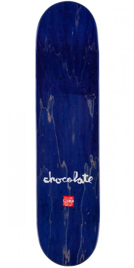 Chocolate Roberts League Fade Skateboard Deck - 7.75""