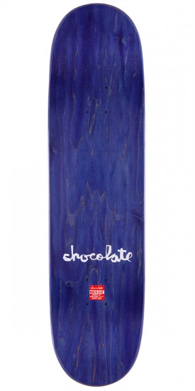 Chocolate Stevie Perez Matte Sketch Skateboard Deck - 8.25""