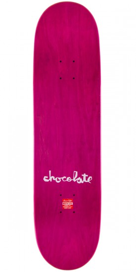 Chocolate Stevie Perez Monster Truck Skateboard Deck - 8.25""