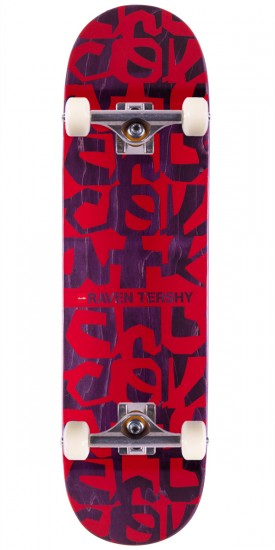 """Chocolate Tershy Deconstruct Skateboard Complete - 8.5"""""""