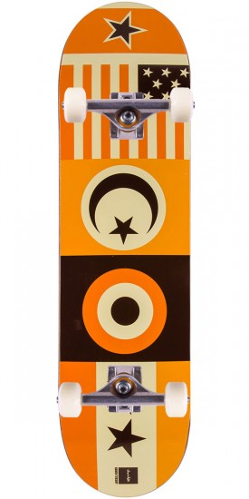"""Chocolate Tershy Flags Skateboard Complete - 8.375"""""""