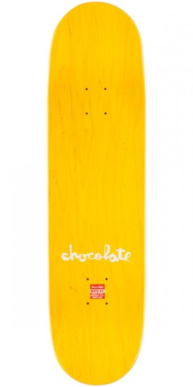 Chocolate Tershy Park Service Skateboard Complete - 8.50""
