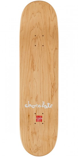 Chocolate Tershy Saints Skateboard Complete - 8.25""