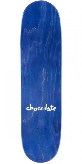 Chocolate Tershy Solitary Animals Skateboard Deck - 8.50""
