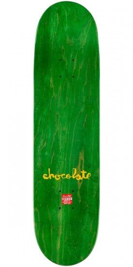 Chocolate Tershy Sumi Chunk Skateboard Deck - 8.25""