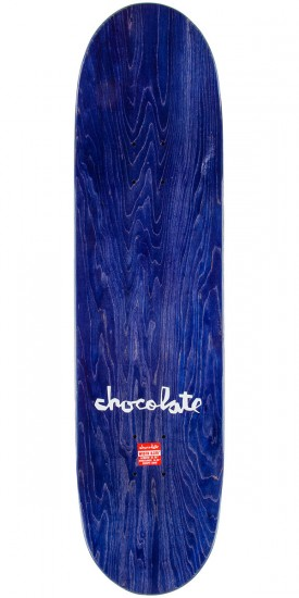 Chocolate Tershy Transportation Skateboard Complete - 8.375""