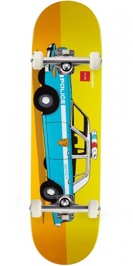 Chocolate x HUF Cop Car NY Skateboard Complete - 8.25""