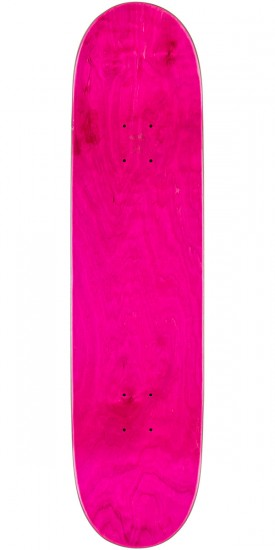 Cliche Handwritten Scratch R7 Skateboard Deck - 8.125""