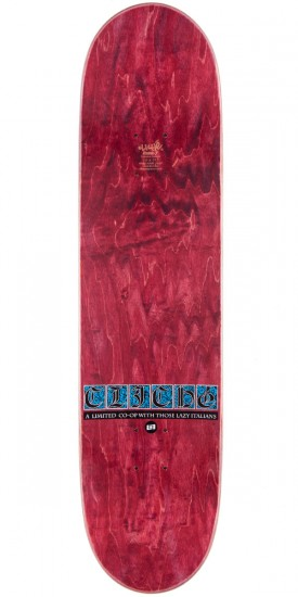 Cliche Last Supper Skateboard Deck - 8.00""