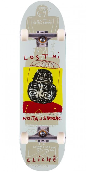 """Cliche Lost In Crookslation - Directional Skateboard Complete 8.625"""""""