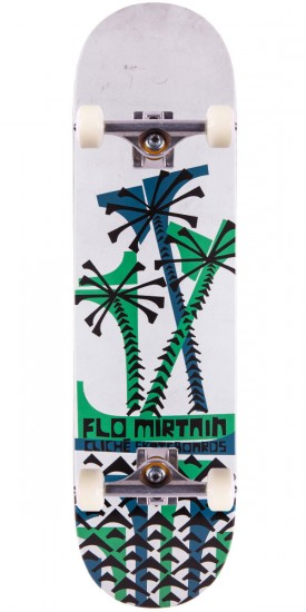 Cliche Mirtain Grip Art Series Skateboard Complete - 8.25""