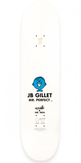 Cliche Mr Men Paint Pen R7 JB Gillet Skateboard Complete - 8.125""