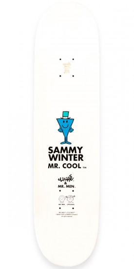 Cliche Mr Men Paint Pen R7 Sammy Winter Skateboard Complete - 8.25""